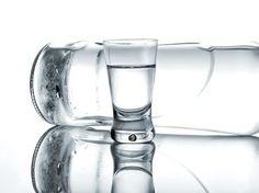 Wodka ist das perfekte Hausmittel
