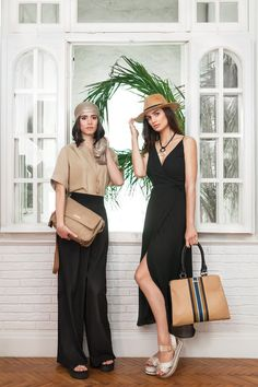 A fresh approach to minimal look. The perfect transition contemporary outfit for spring. Explore new accessories collection for him & her Key Items: High-waist Trousers, Loose Dresses, Earth-Tone Accessories Minimal Look, Loose Dresses, Earth Tones, Spring Outfits, High Waist, Trousers, Jumpsuit, Urban, Key