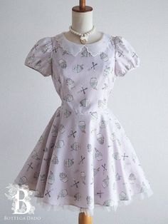 This is an pre-owned item, therefore despite our inspection process there might be minor imperfections. Summer Dress Outfits, Dance Outfits, Spring Dresses, Cute Dresses, Short Dresses, Cute Outfits, Vintage 1950s Dresses, Kawaii Clothes, Lolita Dress