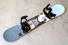 Burton Pink Floyd Wish You Were Here Snowboard Mens 157 cm (92) EST Bindings