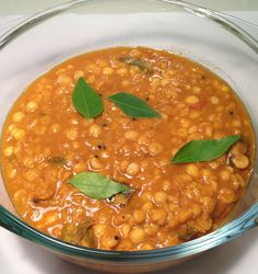 Tadka Chana Dal (Gram Lentil with Tempering)