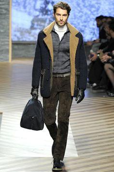Men's fashion | Ermenegildo Zegna | Antonio Navas
