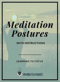 Sitting is arguably the best way to practice meditation. This post includes a couple of postures to try sitting in while practicing meditation. Try the half lotus pose before attempting the full lotus pose. Online Meditation, Free Guided Meditation, Meditation For Beginners, Meditation Benefits, Meditation Techniques, Healing Meditation, Mindfulness Meditation, Meditation Quotes, Meditation Space