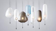 Limpid lamps by Vantot. Dutch Design Week 2015