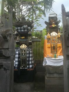 Hustempler Bali