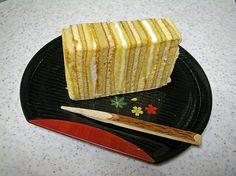 "Japanese Baumkuchen ""Maruokaya"""