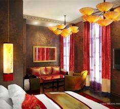 Buddha bar Hotel - Paris