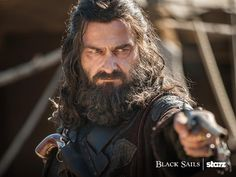 Black Sails Brethren, we have news from Nassau. Ray Stevenson has been cast as Blackbeard, one of the world's most notorious pirates in Season 3 of Black Sails.