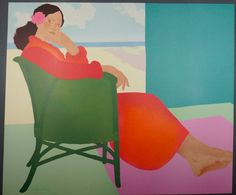 Peggy Hopper Prints From Hawaii - Bing images Pegge Hopper, Polynesian Art, Hawaiian Art, Vintage Hawaii, Surf Art, Contemporary Photography, Face Art, My Favorite Color, High Quality Images