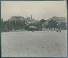 Italia, Roma, Terme di Diocleziano, ca. 1905 Old Photos, Rome, Snow, Vintage, Outdoor, Italia, Fotografia, Photos, Old Pictures