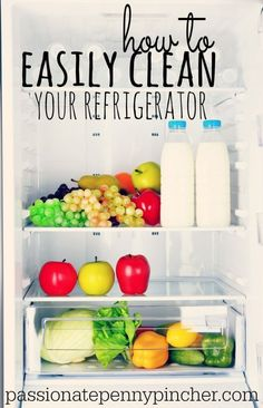 A tried and true great way to get your refrigerator clean without a lot of backache. Your fridge will be sparkling quickly with this simple way to get all the drawers clean.