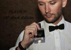 Записки от скуки: PLAYBOY VIP Black Edition - Новый лимитированный а...