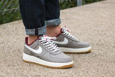 "Nike Air Force 1 '07 LV8 ""Light Taupe"