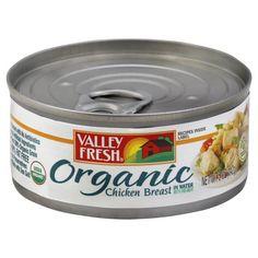 Valley Fresh Organic Chicken Breast