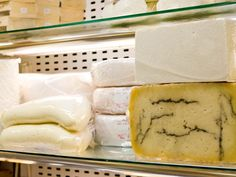 Store & Care For Fine Cheese--useful since I plan on lots of fancy cheese when my MA is done.