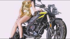 ирбис GR мотоцикл 2015 !  ( irbis GR motorcycle 2015  )