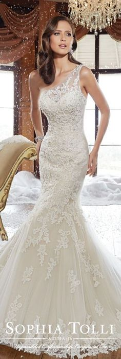 Sophia Tolli Fall 2015 by darlene