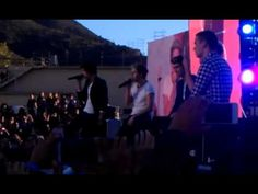 11/09 LITTLE THING ONE DIRECTION AT ELLEN SHOW LIVE