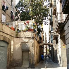 Ciutat Vella - Barcelona, Spain