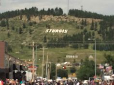 Welcome to Sturgis!! 75th!