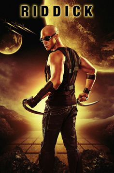 If you have a Model like Carsten who looks like Riddick, then do Riddick!