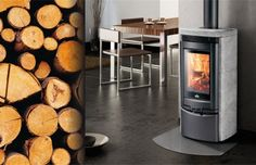 Wood stove Marzia - Wood