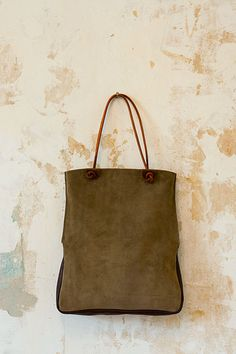 big leather shopper. #mens #bags