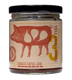 Tomato Tapas Jam by Three Little Figs on Scoutmob Shoppe