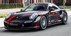 Porsche 911 Turbo S 2014 by Edo Competition