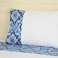 Jogo de lençol para cama de casal port - Westwing.com.br - Tudo para uma casa com estilo