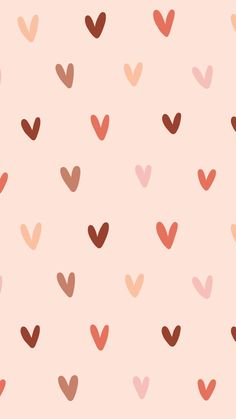 February Phone Wallpaper | FREE Valentine's Day Phone Background | Cute and Happy iPhone Wallpaper