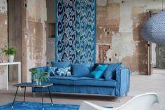 Rideaux Sungadi – Designers Guild - Marie Claire Maison