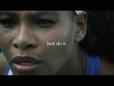 Nike Shows Off All Of The Words That Define Serena Williams | Co.Create | creativity + culture + commerce