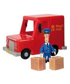 Postman Pat Van.