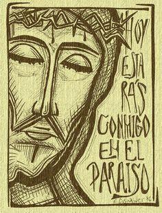 ... . Rostro de Cristo   ICONOS DEL CAMINO NEOCATECUMENAL   Pinterest