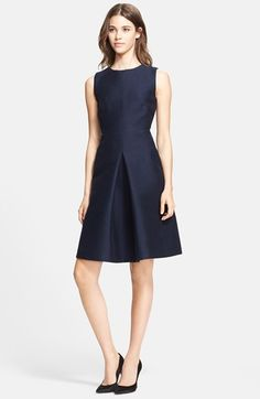 Burberry London 'Lucy' Fit & Flare Dress available at #Nordstrom