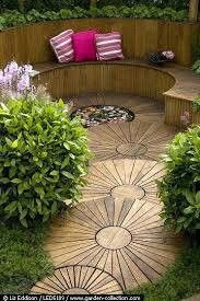 Love this - beautiful corner in the garden somewhere