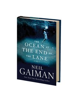Just in June? The Ocean at the End of the Lane by Neil Gaiman