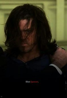 Christian Kane/ Eliot Spencer- Leverage from Ladee Leverage