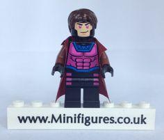 Kinetic Man Phoenix Customs Custom Minifigure - Minifigures.co.uk