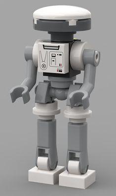 Lego Custom Minifigures, Lego Minifigs, Lego 4, Lego Robot, Minecraft, Lego Star Wars Mini, Lego Machines, Lego Creative, Micro Lego
