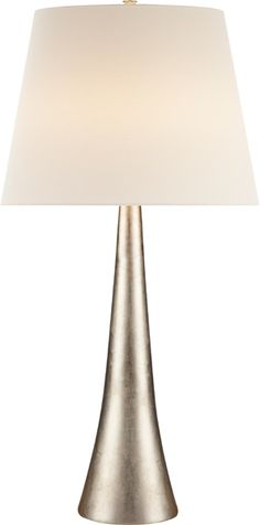 GANNET TABLE LAMP Height 29 1 4 Width 17 2 Base 5 Round