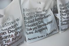 all of the american apparel!