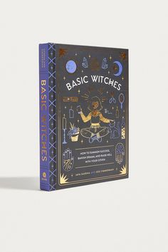 £12 Shop Basic Witches By Jaya Saxena & Jess Zimmerman at Urban Outfitters today. We carry all the latest styles, colours and brands for you to choose from right here.