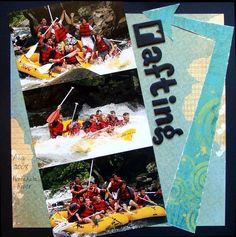 Rafting - Scrapbook.com