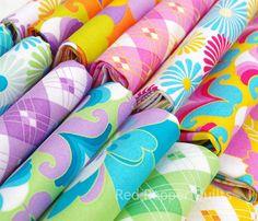 Red Pepper Quilts: Sunday Stash #286 Ella's Basics for Ella Blue Fabrics