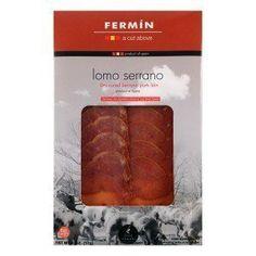 Fermin: Lomo Serrano (2oz pack) @ https://caviarlover.com/product/fermin-lomo-serrano-2oz-pack/ #caviar #finefoods #gourmetfoods #gourmetbasket #foiegras #truffle #italiantruffle #frenchtruffle #blacktruffle #whitetruffle #albatruffle #gourmetpage #gourmetseafoods #smokedsalmon #mushroom #drymushroom #curedmeets #salmoncaviar #belugacaviar #ossetracaviar #sevrugacaviar #kalugacaviar #freshcaviar #finecaviar #bestcaviar #wildcaviar #farmcaviar #sturgeoncaviar #blackcaviar