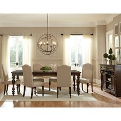Found it at Joss & Main - 7-Piece Alisha Dining Set
