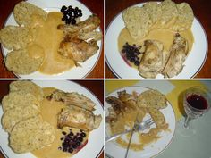 Czech Recipes, Ethnic Recipes, French Toast, Food And Drink, Mexican, Cooking, Breakfast, Kitchen, Morning Coffee