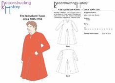 SCA Period accurate sewing!